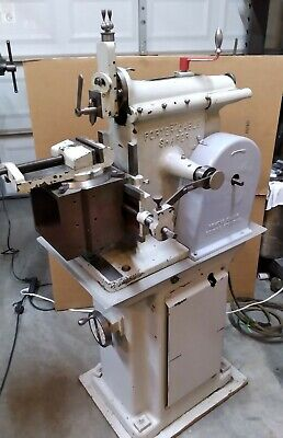 Porter Cable Metal Shaper Variable Speed Rare Machinist Tools Lathe Mill