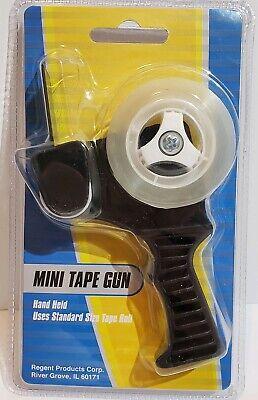 Brand New Hand Held Mini Tape Gun Dispenser Standard Household Size Tape Roll