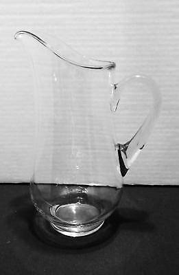 LIBBEY Tall Clear ATLANTIS Glass Iced Tea, Water, Lemonade Pitcher Carafe Iced Carafe