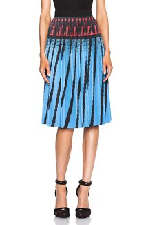 ALEXANDER WANG ACCORDION PLEATED A-LINE SKIRT Glebe Inner Sydney Preview