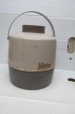 VagaBond Coal Miners Water Jug/Pot With Big Mouth