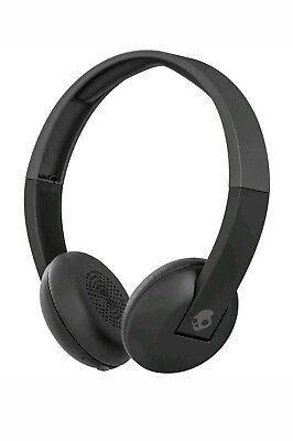Skullcandy Uproar Wireless Bluetooth On-Ear Headphones BlackSCS5URHW-509