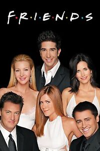 FRIENDS Seasons 1-10 (all!)