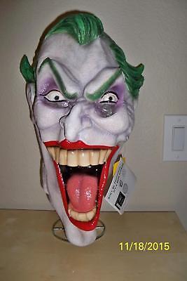 Erwachsene Dc Comics Batman & Robin Joker Latex Maske Kostüm - Batman Robin Joker Kostüm