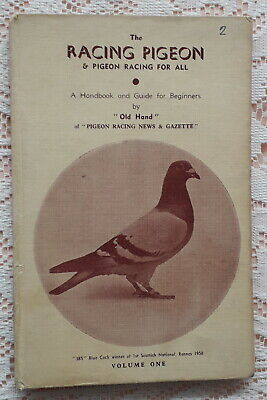 THE RACING PIGEON & PIGEON RACING FOR ALL OLD HAND LONG DISTANCE PIGEON RACING