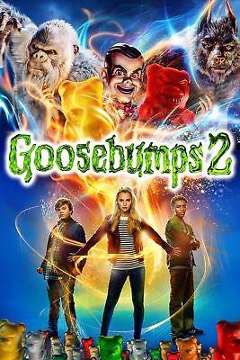 GOOSEBUMPS 2: HAUNTED HALLOWEEN (2018) PREORDER 1/15