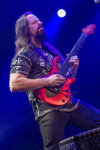 John Petrucci  - DREAM THEATER (LIVE) @ Hammerstien Ballroom NYC original photo