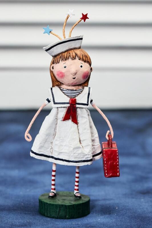 Lori Mitchell - Bon Voyage - Travel Vacation Airline Sea Ocean Journey - 11144