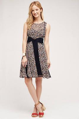 Anthropologie Windswept Lace Dress Size 8