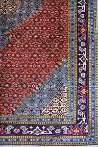 FULL ROOM SIZE HAND WOVEN FISH DESIGN PERSIAN ARDEBIL RUG CARPET Joondalup Joondalup Area Preview