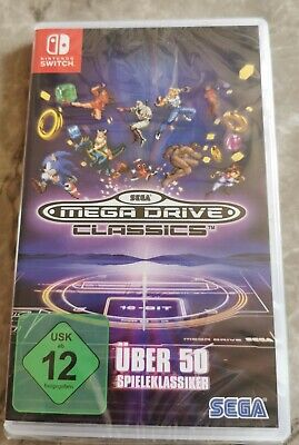 NEU - SEGA Mega Drive Classics - Nintendo Switch - NEU &...