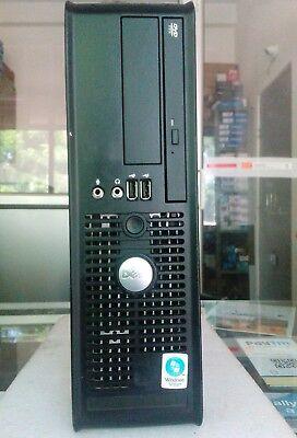 Dell Desktop PC Intel Core 2 Duo OptiPlex 755 +4 GB RAM +500 GB HDD+ DVD+ wifi  for sale  India
