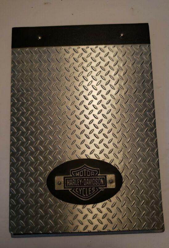 Harley Davidson Vintage Note Pad Holder