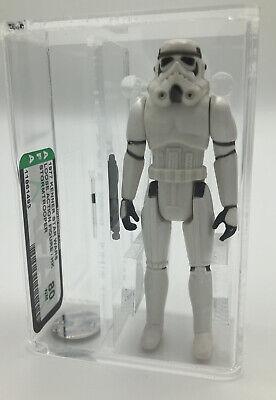 vintage star wars stormtrooper 1977 Kenner H/k Afa 80NM