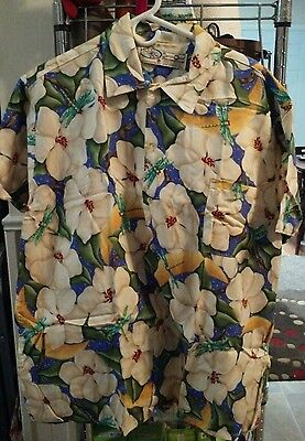 New Orleans Jazz and Heritage Festival Shirt XL Bayou Wear Magnolia