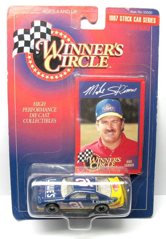 Kenner Mike Skinner #31 Monte Carlo Winner's Circle - LOWES - 1:64