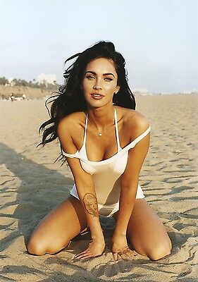 Megan Fox 8X10 Glossy Photo Print  Mf20