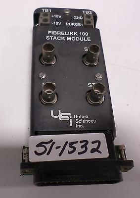 United Sciences Firelink 100 Stack Module 1010-0000-01