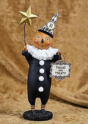 Happy Hal Pumpkin Head Trick or Treat Halloween Clown - Heather Myers - 55180
