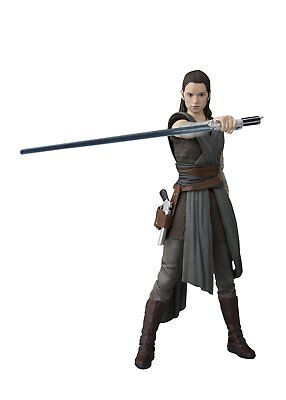 Bandai S.H. Figuarts Star Wars The Last Jedi Rey Action Figure 4549660186571
