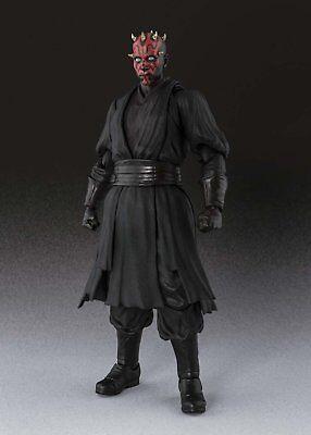 S.H.Figuarts Bandai Star Wars Darth Maul PVC Action Figure In Box US New