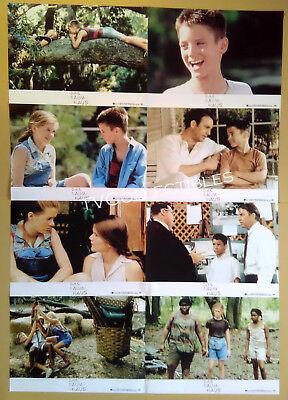 Lobby Card Set~ THE WAR ~1994 ~Kevin Costner ~Mare Winningham ~Elijah Wood ~CS