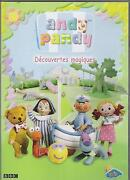 Andy Pandy DVD