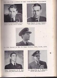 THE DAM BUSTERS PAUL BRICKHILL BOMBER COMMAND RAF LANCASTER 1952