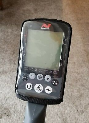 Minelab Equinox 600, 800 Screen & Touchpad Protector Cover USA Made