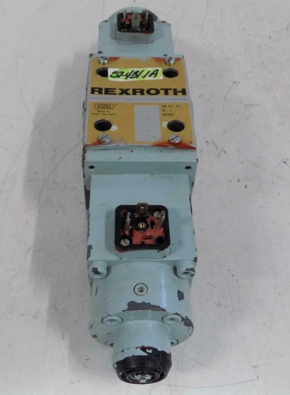 REXROTH CONTROL VALVE 4WRA 10 W40-11/24NZ/M-993-X