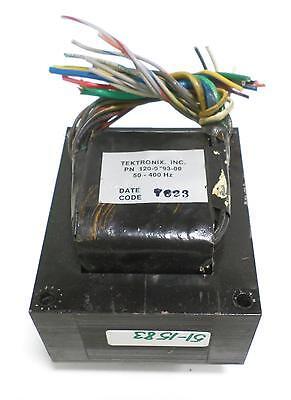 Tektronix 50-400hz Control Transformer 120-0793-00