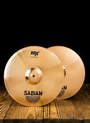 "Sabian 41402X - 14"" B8X Hi-Hats, used for sale  Pittsburgh"