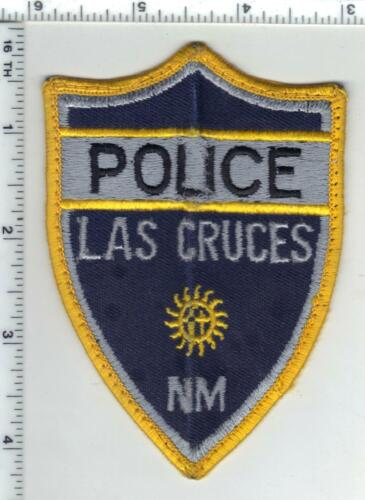 Las Cruces Police (New Mexico) 2nd Issue Uniform Take-Off Shoulder Patch