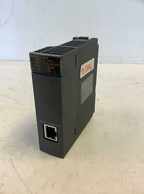 Mitsubishi Melsec-q Ethernet If Unit Qj71e71-100
