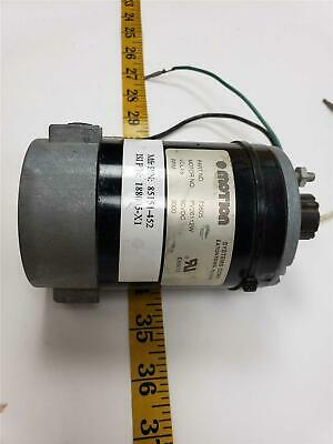 Motion Systems Corp Linear Actuator Motor 73805 Pv26112w 90vdc 3000rpm