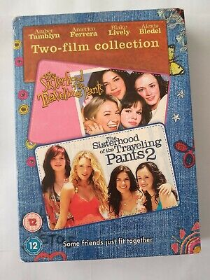 The Sisterhood Of The Traveling Pants 1 And 2 [DVD] [2009] ✉️FREE POST