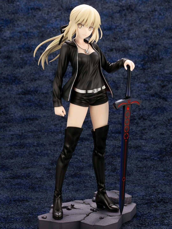 1//7 Figure Nobox Anime Fate Grand Order Saber Altria Pendragon Alter Casual ver