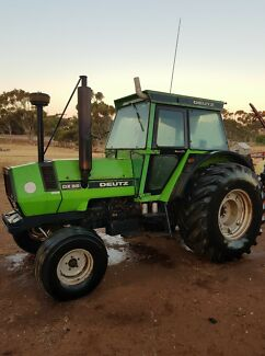 Wanted Deutz DX85 for parts Springton Barossa Area Preview