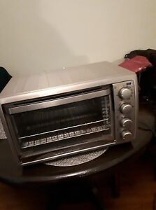Like new! Toaster oven!