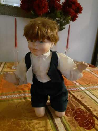 Boy Doll; Possessed and Haunting