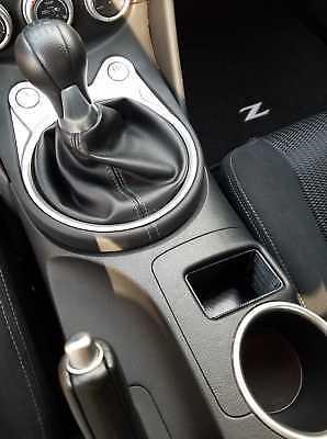 370z Blank Button Delete   Cubby Insert   Phone Holder