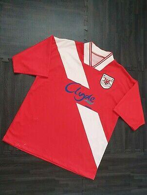 Clydebank fc 2003/2004 Shirt image