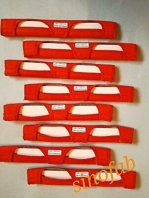 Weldas 8 Hard Hat Sweat Band Air Cushioned Comfort Pad Lot Anchor Sweatsopad