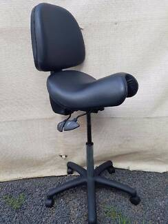 Bambach Saddle Seat.Office seat.