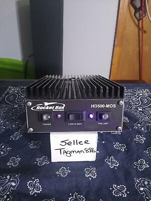 Rocket Box HD500-MOS Linear Amplifier