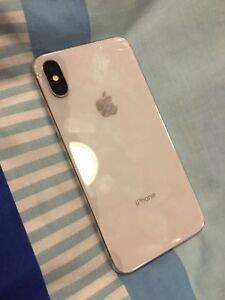 Cheapest Working condition iPhone X 64GB SILVER