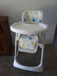 High Chair   High/Low