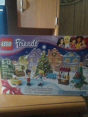 Lego 41016 Friends Advent Calendar  New  Nib