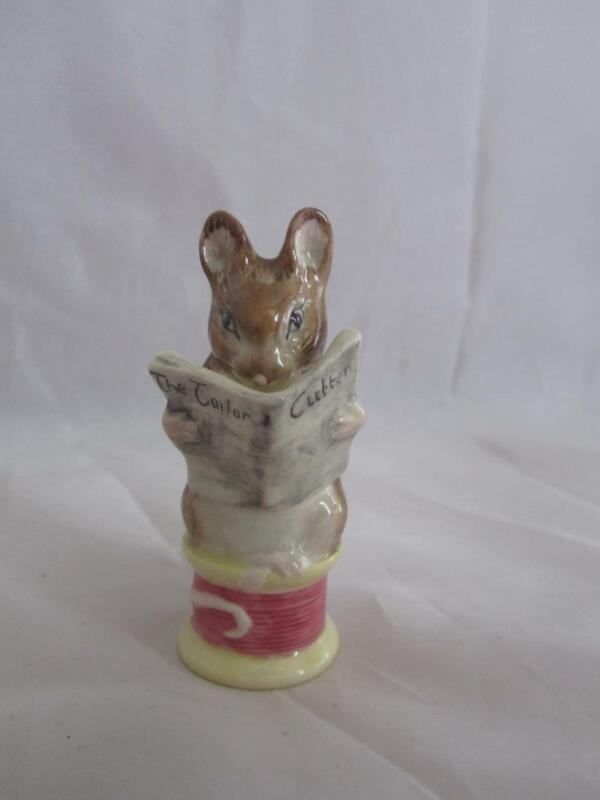 Beswick Beatrix Potter Tailor of Gloucester Figure