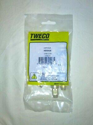 Pack Of 5 Tweco Mig Welder Nozzletipinsulators 17